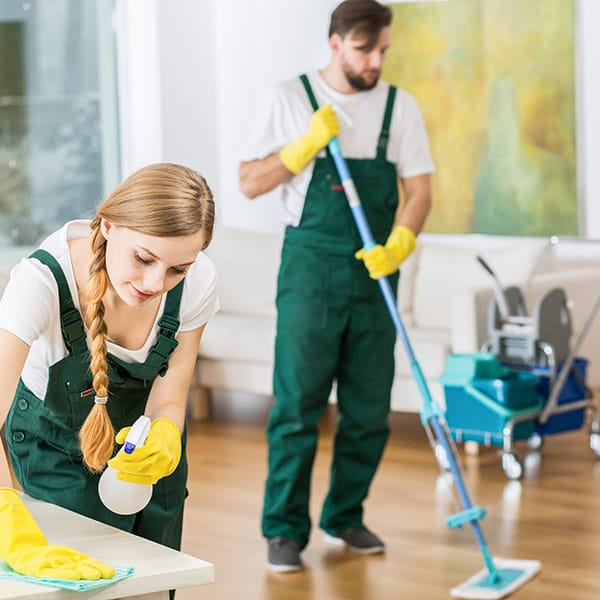 General cleaning activities