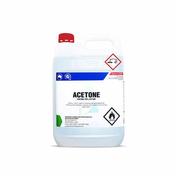 Acetone-dalcon-hygiene