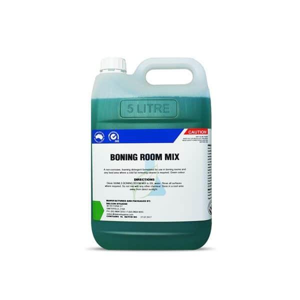 Boning-room-mix-detergent-dalcon-hygiene.