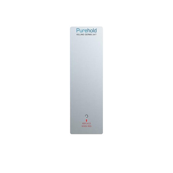 Antibacterial Door Push Plate front side